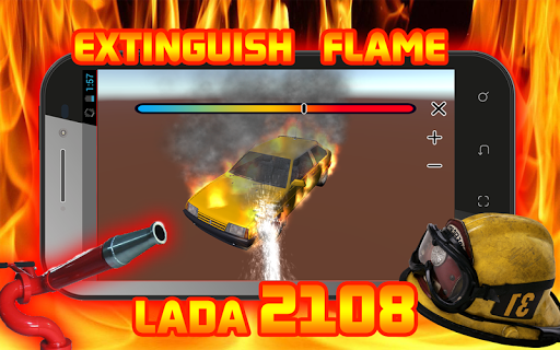 Extinguish Flame VAZ 2108