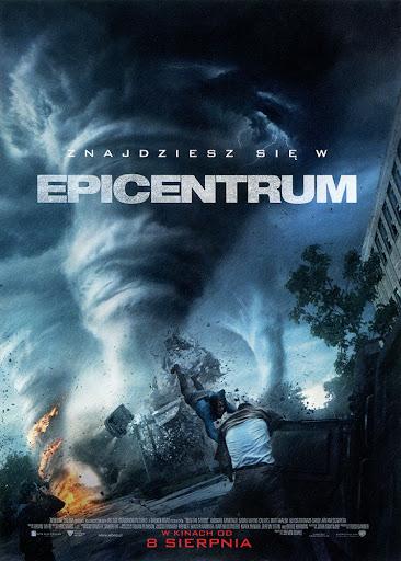 Przód ulotki filmu 'Epicentrum'