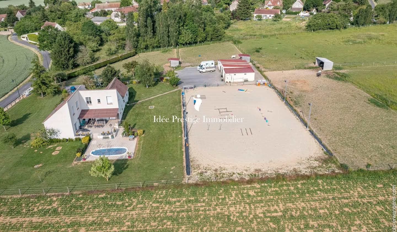Maison avec piscine Coulommiers
