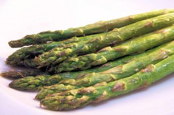 Easy Roasted Asparagus Recipe
