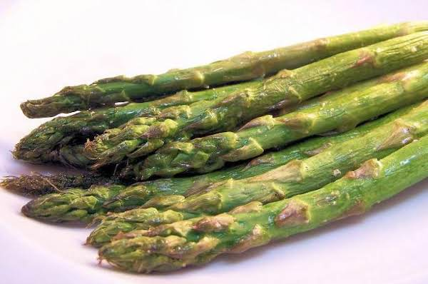 Easy Roasted Asparagus Recipe