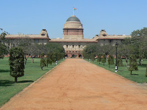 Photo: 4. Delhi, Rashtrapati Bhawan