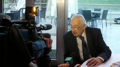 Photo: Wywiad z reżyserem, Panem Andrzejem Wajdą