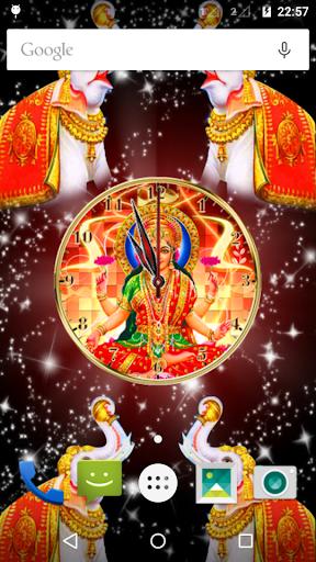 Lakshmi Devi Clock