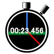 Stopwatch with History