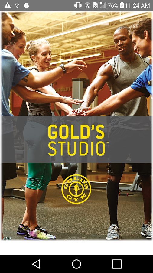 GOLD'S STUDIO- screenshot
