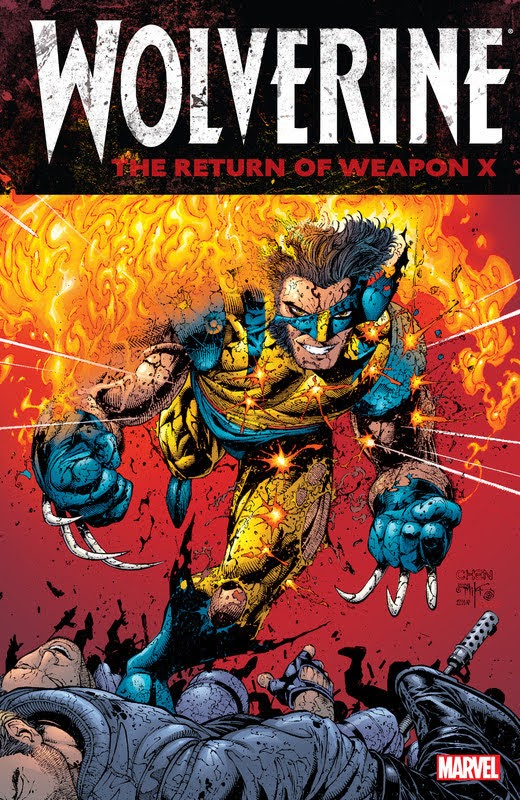 Wolverine: The Return of Weapon X (2013)