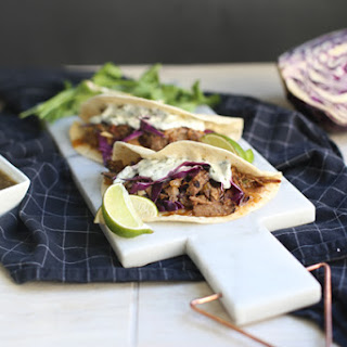 Slow Cooker Chipotle Short Rib Tacos.