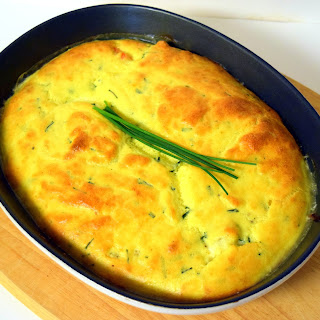 SOUFFLE SEAFOOD PIE