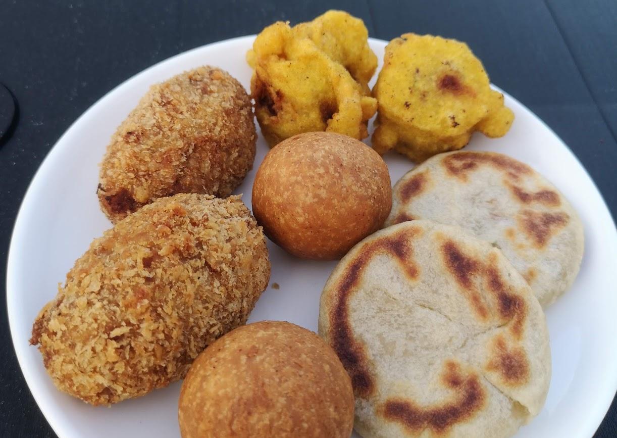 comida típica Maldivas