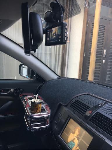 タカさんのマークXGRX120ドライブレコーダーの画像