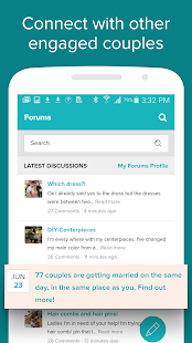 Wedding Planner by WeddingWire - Venues, Checklist- screenshot thumbnail