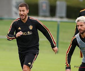 """Martinez dient Spaanse pers van antwoord: """"Eden kijkt niet naar een dieet, Eden is wereldklasse en teert op zijn talent"""""""