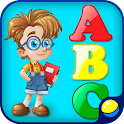 Kids games: Learning letters icon