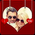 Valentine's Day Photo Frames™ icon