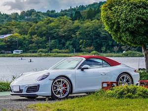 911 991H2 carrera S cabrioletのカスタム事例画像 Paneraorさんの2020年10月01日16:04の投稿