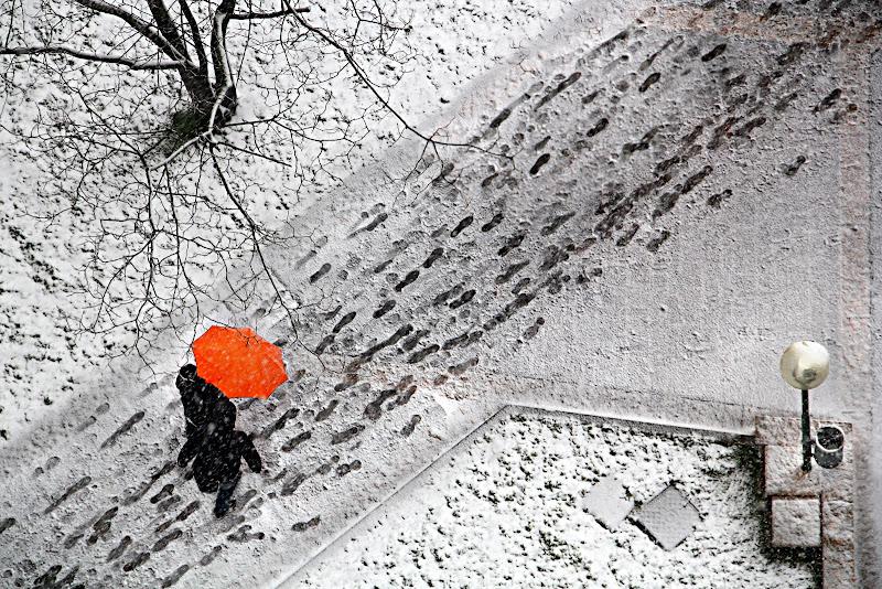 Un tocco d'arancio di Yoyo