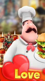 Kitchen Food Court Craze: Cooking Simulation- screenshot thumbnail