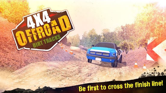 4 X 4 Offroad Drive Game - náhled
