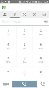 Masergy Communicator screenshot