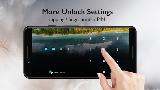Touch Lock – disable your touch screen 4