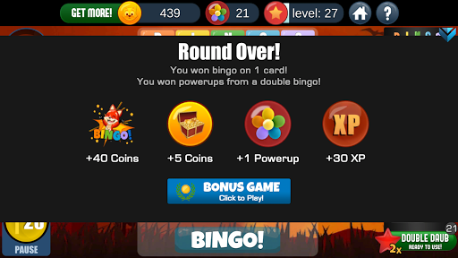 Bingo - Free Bingo Games  gameplay | by HackJr.Pw 5
