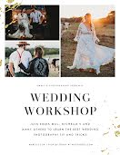 Wedding Photo Workshop - Flyer item