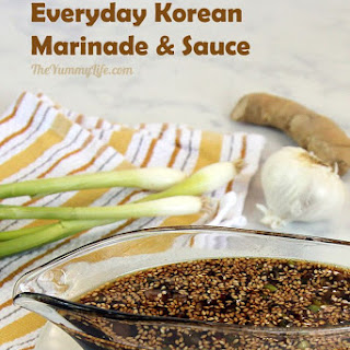 Korean Marinade and Sauce