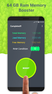 64 GB Ram Booster Pro 2018 - náhled