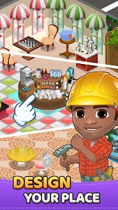 Cafeland MOD – World Kitchen (Unlimited Money) 3