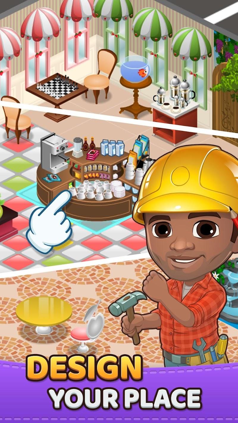 Cafeland - World Kitchen Screenshot 2