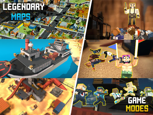 Pixel Fury: Multiplayer in 3D 13.0 screenshots 11