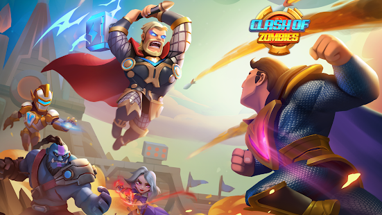 Game X-War:Clash of Zombies APK for Windows Phone