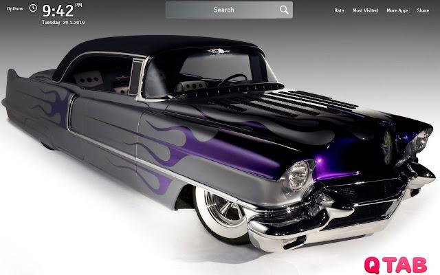 Cadillac Wallpapers Cadillac New Tab