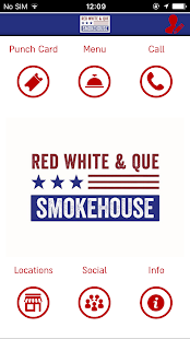 Red White & Que Smokehouse - náhled