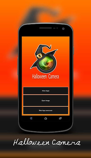 Real Halloween Camera Editor