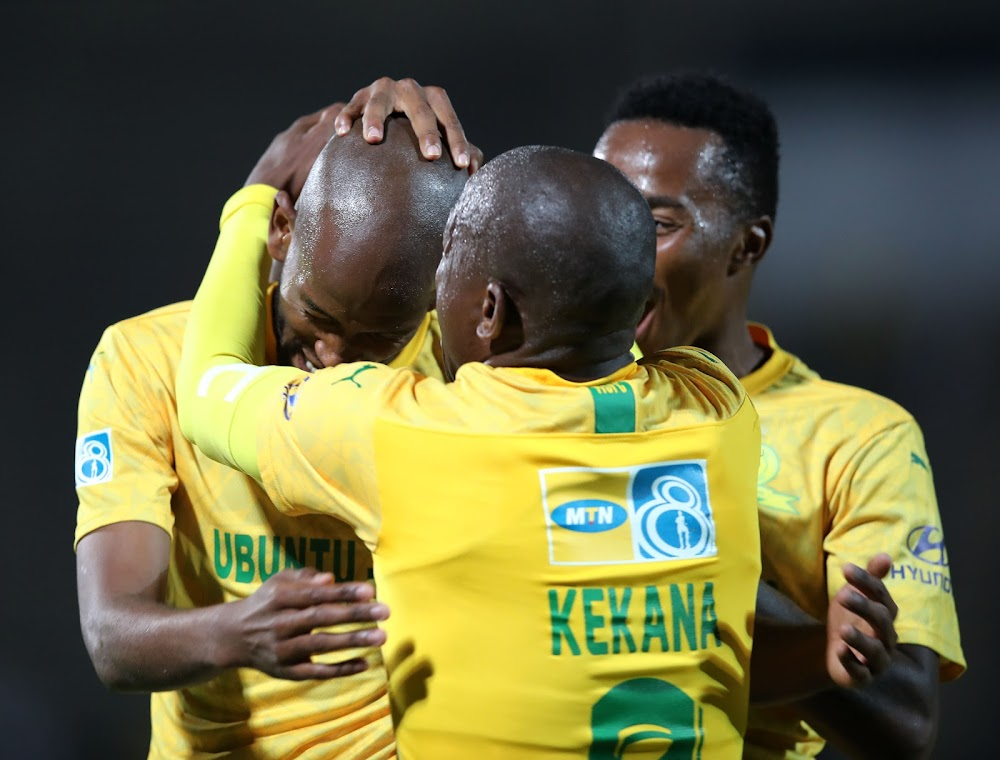 Sundowns come from behind to down Celtic and advance to MTN8 semis