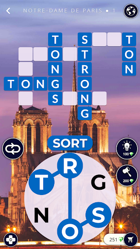 Words of Wonders: Crossword to Connect Vocabulary 2.0.2 screenshots 3