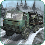 Army Transporter Hill Climb 3D Icon