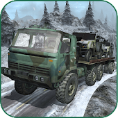 Army Transporter Hill Climb 3D