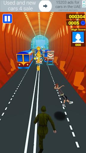 Subway Surf Boy Teen edition 1.7 screenshots 8