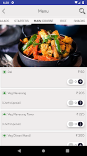 Download Navarang Veg Restaurant For PC Windows and Mac apk screenshot 4