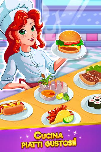 Chef Rescue - Gioco di Cucina  άμαξα προς μίσθωση screenshots 2