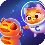 Space Cat Evolution: Kitty collecting in galaxy 2.3.1