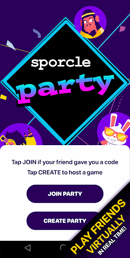 Sporcle Party  screenshots 1