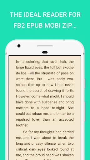 eBoox: Reader for fb2 epub zip books 2.10 screenshots 1