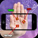 Palm Reader discover ur future icon