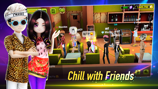 AVATAR MUSIK WORLD - Social Dance Game 0.7.3 screenshots 3