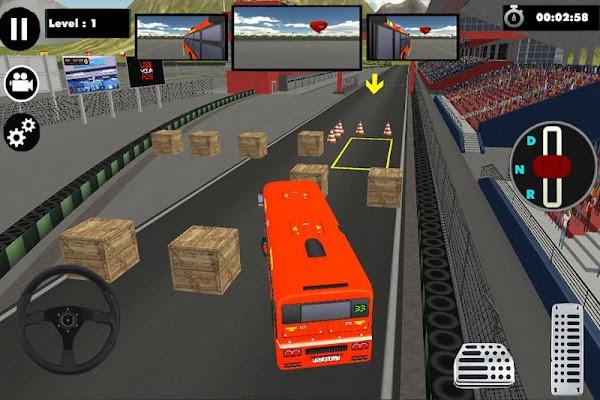 Bus Parking 3D - screenshot