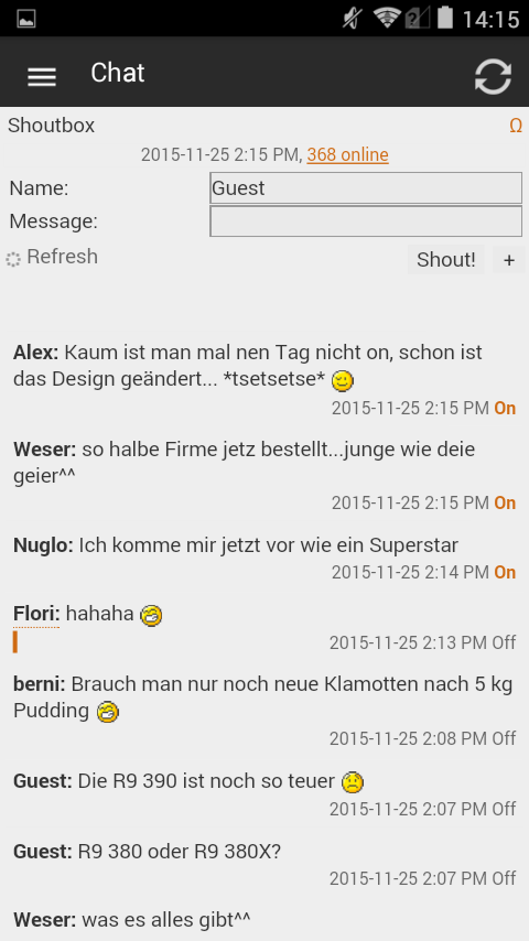 Die besten Deals - Mein-Deal- screenshot